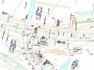 4.sz főút Kisújszállás elkerülő szakasz generál tervezése
